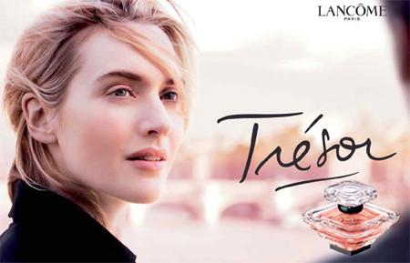 Primeras imágenes de Kate Winslet para Trésor de Lancôme