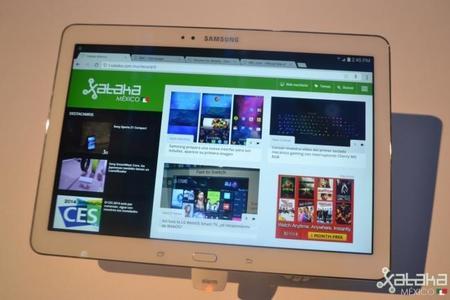 Samsung Tab Pro, primeras impresiones