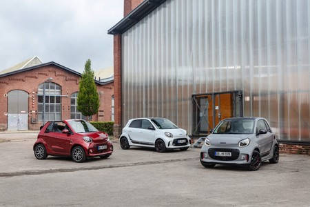 Smart Eq Forfour 12