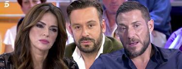 Kike Calleja le mete una tremenda colleja a Antonio David PicaFlores por ser, en su relación con Olga Moreno y en el abandono de 'Sálvame', un farsante