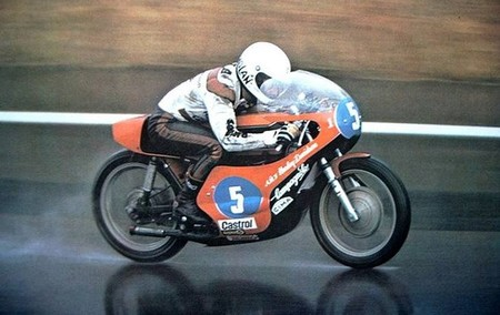Walter Villa Harley Davidson 1974