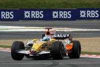 Fernando Alonso saldrá en tercera posición en el GP de Francia