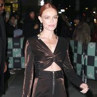Kate Bosworth nos enseña a llevar un look al más puro estilo Studio 54