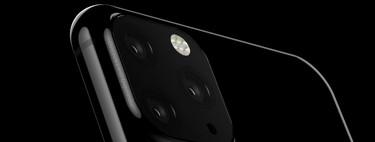 Tres lentes en una enorme cámara trasera: este podría ser el iPhone de 2019 según OnLeaks