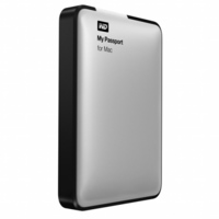 Los WD My Passport for Mac acogen con felicidad a USB 3.0