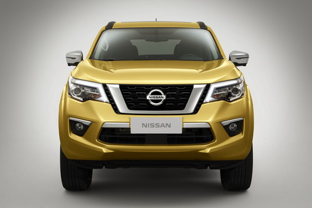 Nissan Terra 2019 2