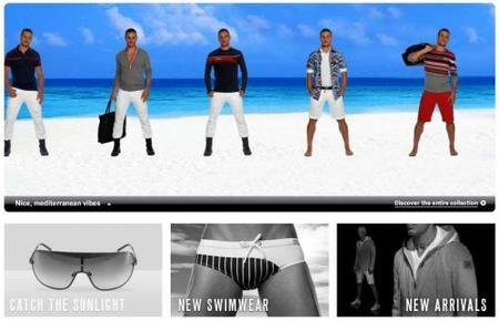 Dirk Bikkembergs abre su nueva tienda on-line