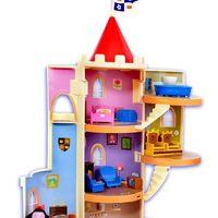 El set de Bizak Castillo mágico de Ben y Holly está por 35 euros en Amazon