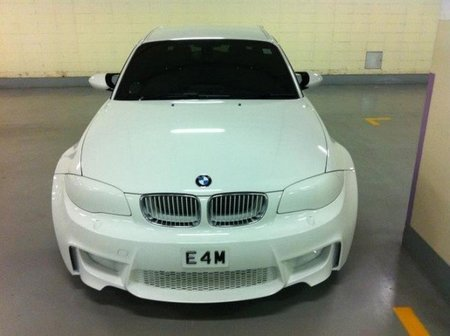 BMW Serie 1 M 2