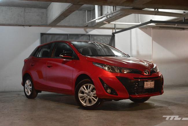 Toyota Yaris Hatchback, esta semana en el garaje de Motorpasión México