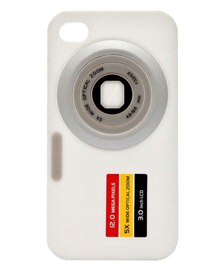 Convierte tu móvil en una cámara de fotos con esta funda de Blanco