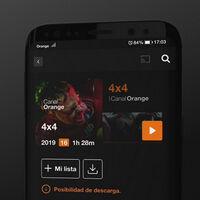 Cómo descargar contenidos de Orange TV en iOS y Android para verlos sin conexión