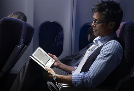El lector de libros electrónicos de Sony será compatible con el formato EPUB