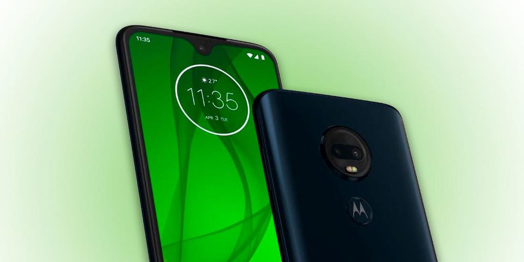Nuevos Moto G7, Moto G7 Plus y Moto G7 Play: así es la renovación de los míticos móviles de gama media para 2019