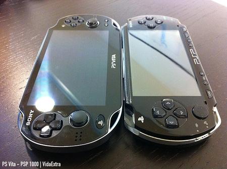 PS Vita - PSP