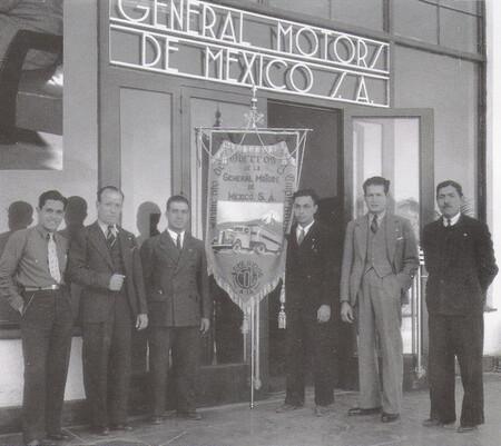 General Motors cumple 85 años de gran trayectoria en México