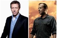 Jack Bauer y Gregory House, juntos en el cine
