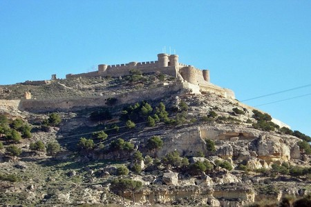 Castillo De Chinchilla 1