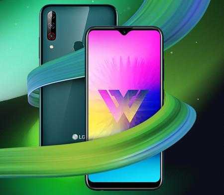 Lg W30 Pro 1