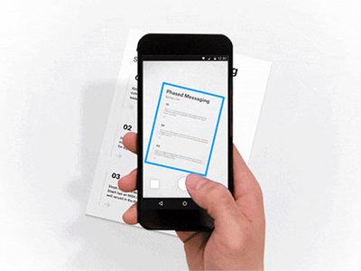 Dropbox estrena escáner de documentos y Dropbox Paper recibe modo offline y su traducción al español