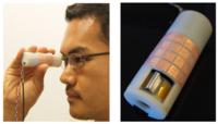Como alternativa a Google Glass, el MIT prueba con Loupe, un catalejo del futuro