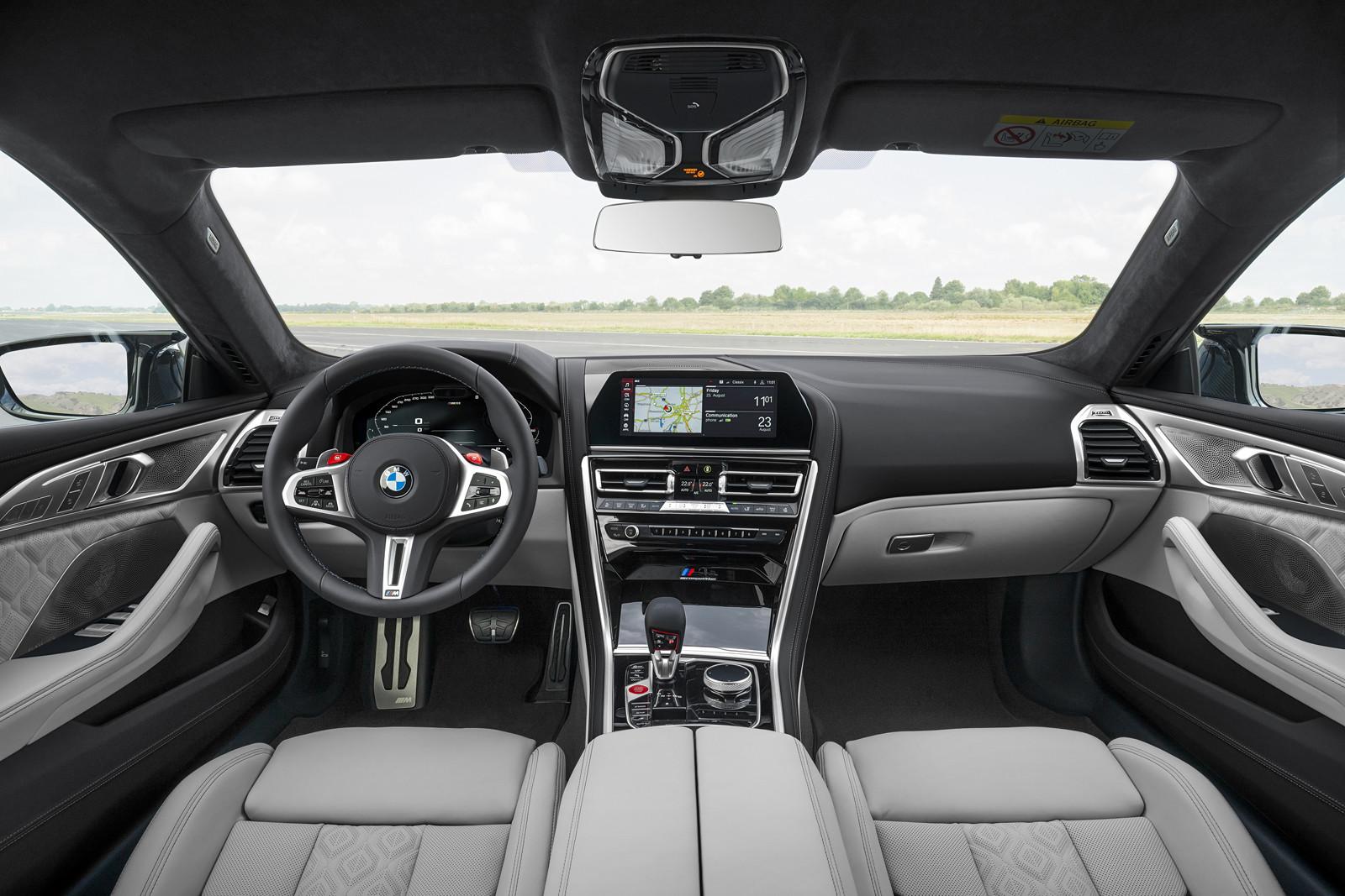 Foto de BMW M8 Gran Coupé 2020 (48/89)