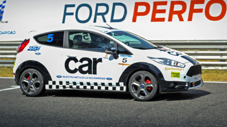 24 Horas Ford Car
