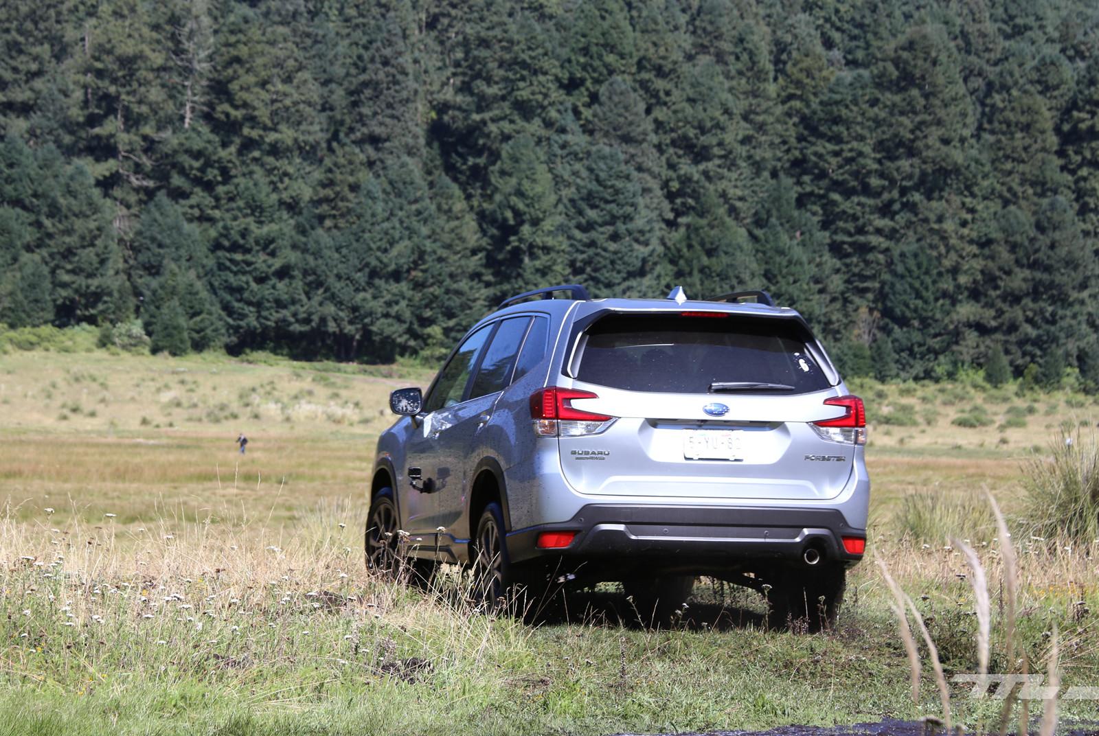 Foto de Subaru Forester 2019 (lanzamiento en México) (15/25)