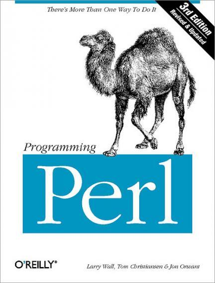 Camel Perl OReilly