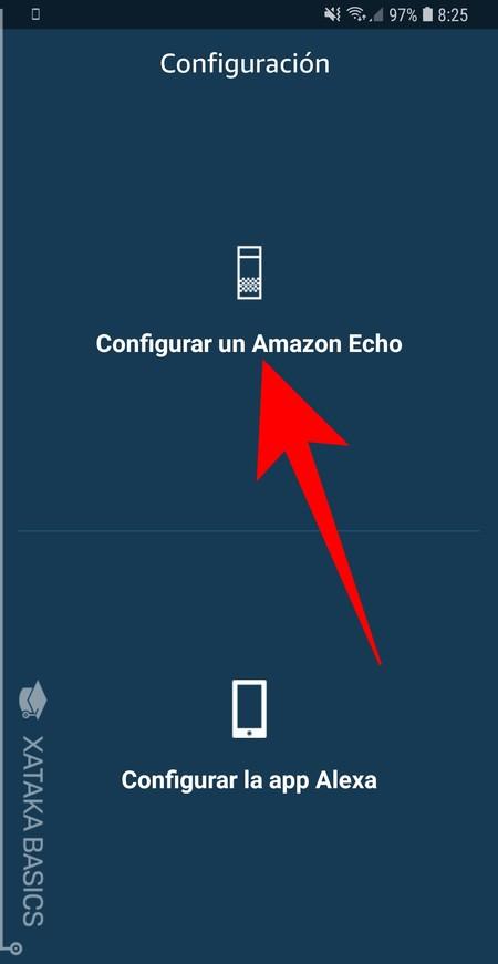 Configurar Echo
