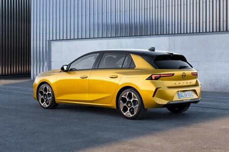 Opel Astra 2022 5