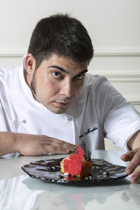 Granmeliafenix Restauranteaduana Miguel Martin Jefe De Cocina