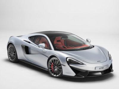 McLaren 570GT: el más lujoso y refinado de la gama