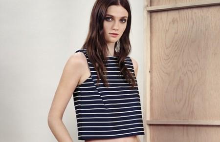 Claves de moda para ir de shopping: el ataque de los cropped tops