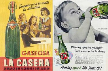 La gaseosa, el sabor de mi verano