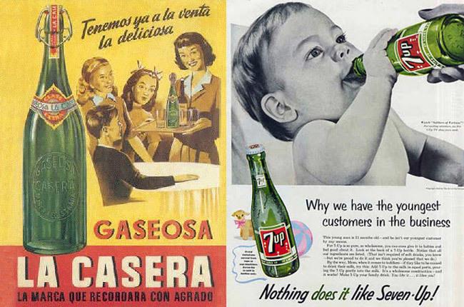 Historia Gaseosa