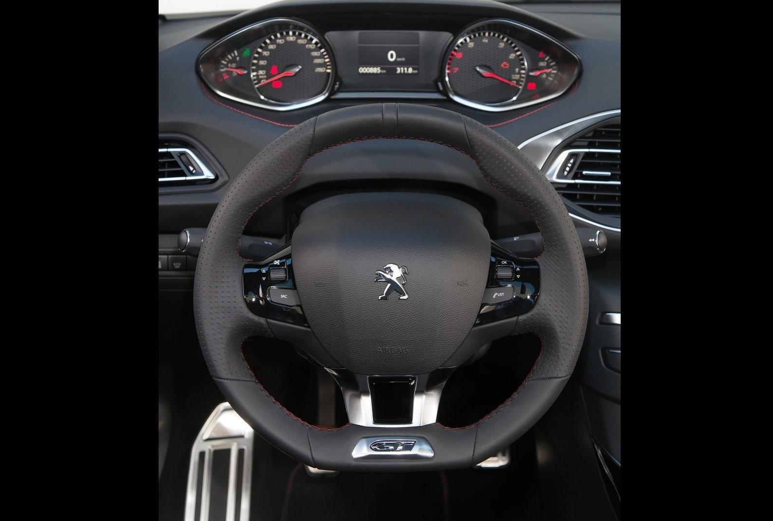 Foto de Peugeot 308 GT (16/17)