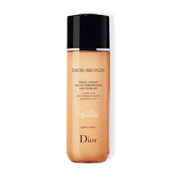 Dior Bronze Liquid Sun Self-Tanning Water Sublime Glow | 100ML Autobronceador líquido para el cuerpo