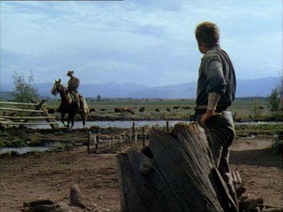 Western: 'Raíces profundas' de George Stevens
