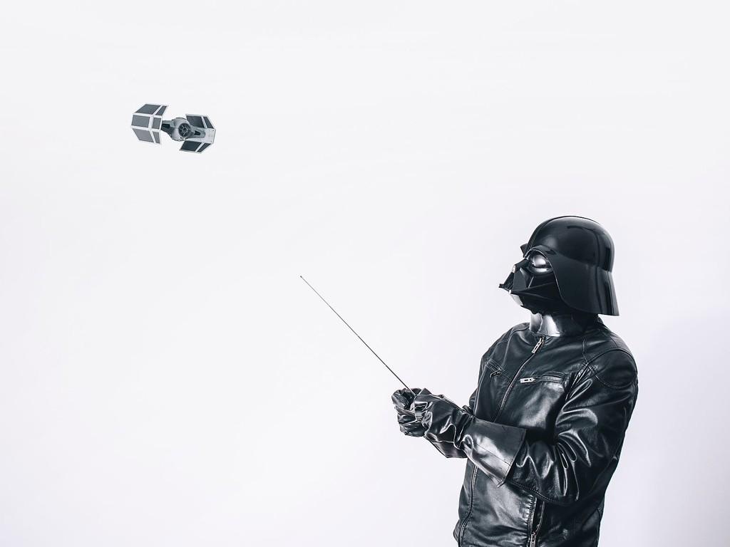 Daily Life Of Darth Vader 2