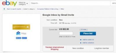 Llega la locura por Google Inbox, desde el phishing hasta la subasta de invitaciones