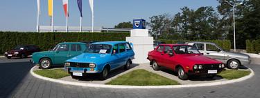 De los R8 comunistas al triunfo de los coches low cost. 50 años de modernización en Dacia