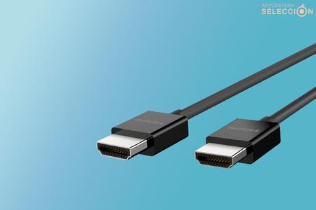 El cable HDMI Belkin Prémium es el recomendado para el Apple TV 4K y está en Amazon a 23,13 euros, precio mínimo histórico