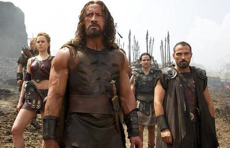 Hércules y su equipo