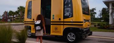 Las autoridades prohiben seguir operando a un autobús escolar autónomo: estaba haciendo pruebas piloto con niños en EEUU