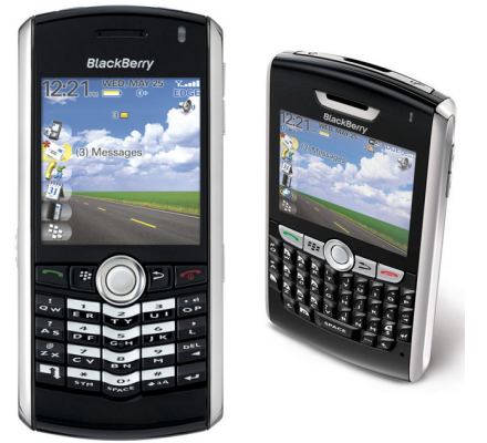 BlackBerry 8800 frente a Blackberry Pearl