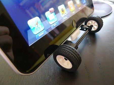 Consigue un original soporte para el iPad con piezas de Lego