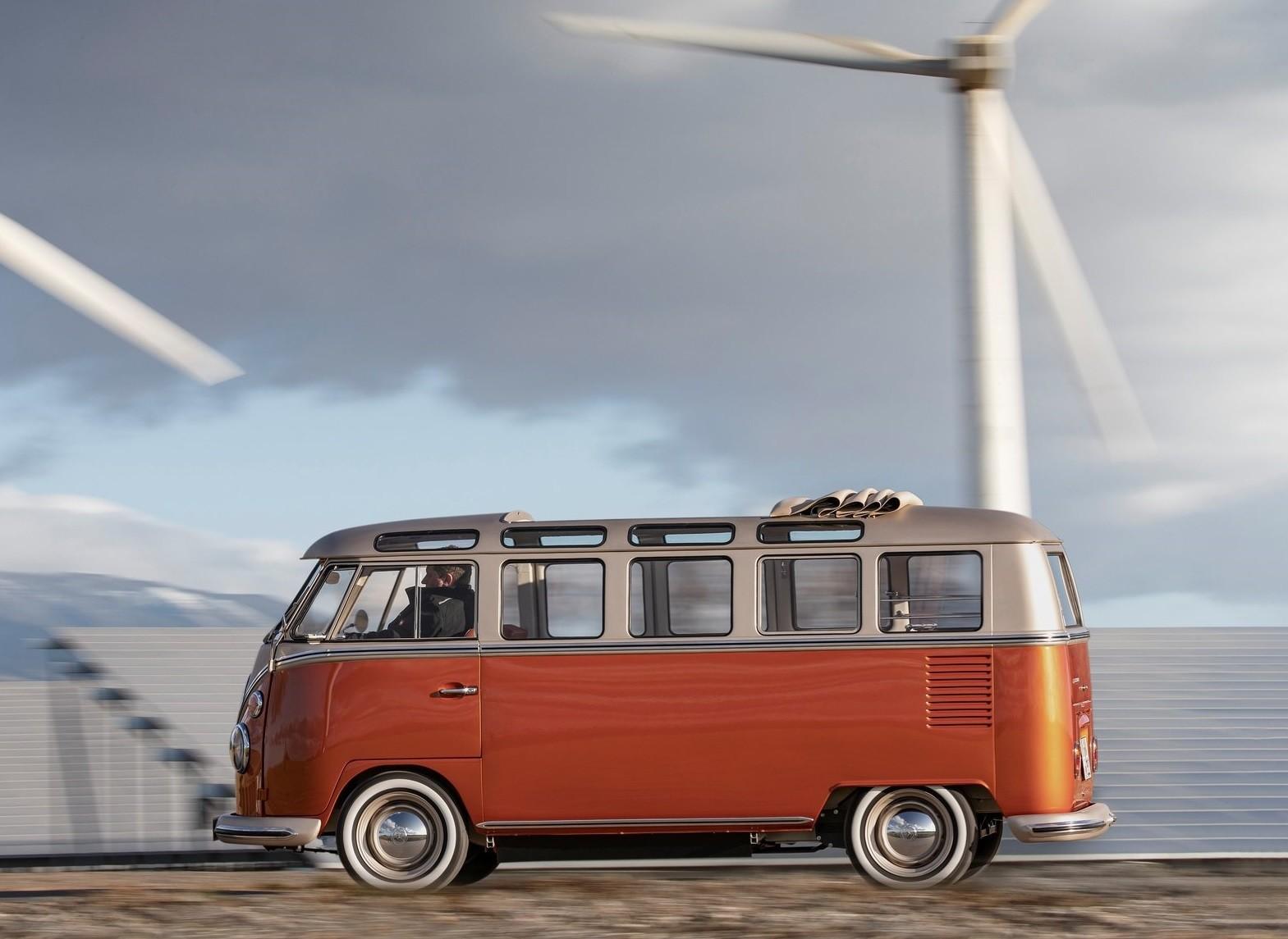 Foto de Volkswagen e-Bulli (3/6)