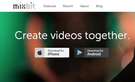 MixBit, una aplicación de los creadores de YouTube para crear videos colaborativos
