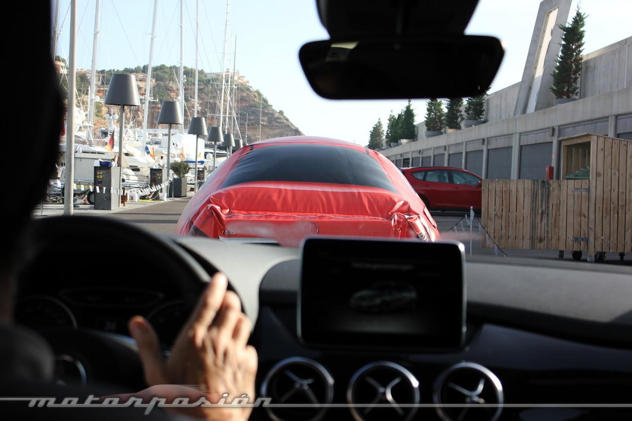 Foto de Mercedes-Benz Clase B 2015 - contacto (29/38)